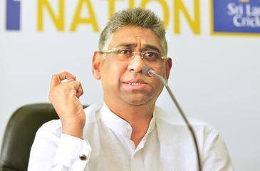 Sports Minister  Faiser Mushtapha