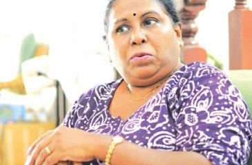 Niranjali Motha  Pic: Susantha Wijeygunasekara
