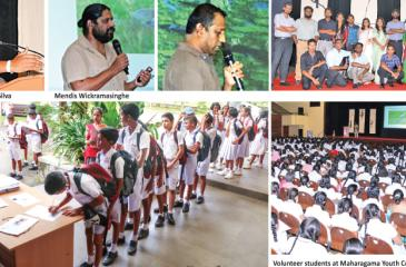 Public Relations and Education at Maharagama Youth Centre