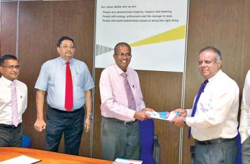 The exchange of the MoU