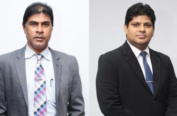 Tharaka Ranwala and Gayan Perera