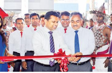 Opening of the branch