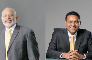 Prakash Schaffter, Managing Director &  Jude Fernando, Director / Chief Executive Officer