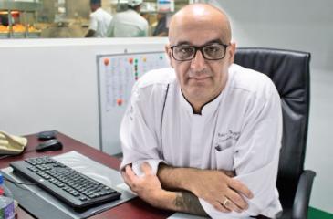 Executive Chef Robert Mujagic