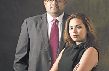 Yatila Wijemanne, Chairman & Co-Founder, and Manjarie Tissera Wijemanne, Deputy Chairman & Co – Founder of CBH Lands (Pvt) Ltd