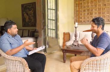 Kumar Sangakkara in a wide-ranging interview with BBC Sinhala journalist Azzam Ameen
