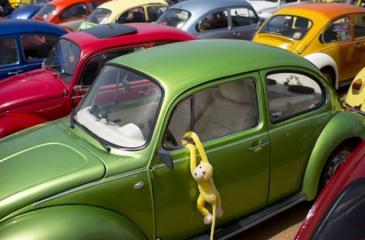 The Beetle car