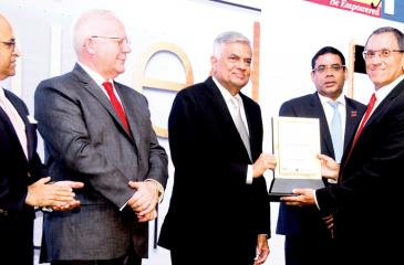 Chairman, DFCC Bank, Royle Jansz