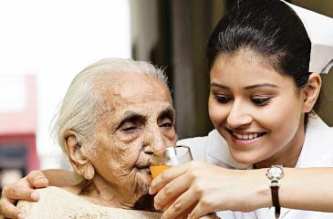 Cherish your parents and elders and  ensure that they enjoy a quality life of longevity.