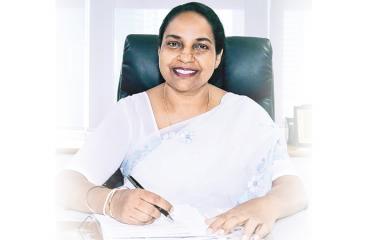 People's Bank Deputy General Manager (Retail Banking) Jayanthi Kurukulasooriya