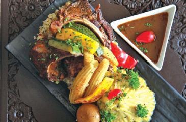 Mediterranean flavours at Ankara, the Restaurant