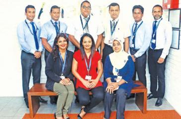 The facilitation team