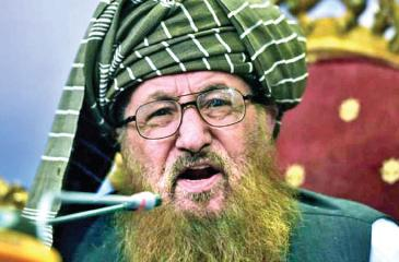 Maulana Sami ul-Haq was an influential figure in Pakistan