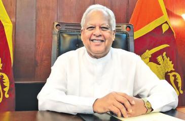 Minister of Foreign Affairs, Dr.Sarath Amunugama