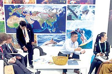 B2B meetings at the Expo
