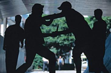 Violence - a way of life