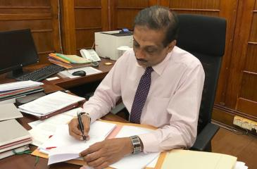 Secretary to the Ministry of Finance and Economic Affairs, S. R. Attygalle signed the agreement last week.