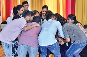 Active Citizen workshop in Galle