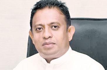 UPFA Galle District Parliamentarian Chandima Weerakkody