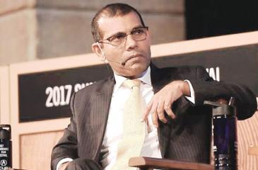 Mohamed Nasheed is an influential figure in the UN climate process