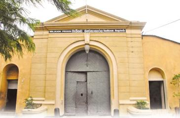 Welikada Prison