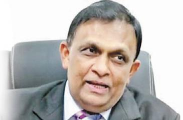 CIABOC Director General Sarath Jayamanne PC.