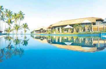 The Wattura Resort and Spa in Waikkal