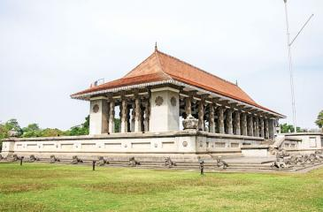 ARCHITECTURAL SHOWPIECE: The Independence Memorial Hall at Independence Square