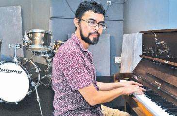 Roberto Blanco.  Pic Ranjith Asanka