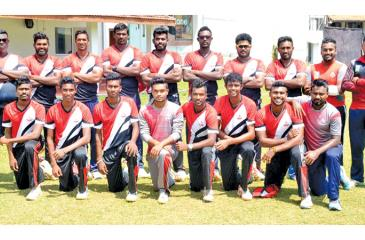 The champion CCC team comprising Ashan Priyanjan (captain), Lasith Abeyratna (vice captain), Minod Bahanuka, Wanindu Hasaranga, Madawa Warnapura, Dilshan Munaweera, Malinda Pushpakumara, Malidu Madauranga, Lahiru Gamage, Lahiru Madusanka, Manelka de Silva, Yuran Nimesh, Heshan Hettiarachchi, Vihan Gunasekara, Yasaruwan Herath, Ron Chandraguptha and Sonal Gamage with Tharanga Dhammika (coach) and Sanjaya Gangodawila (assistant coach)