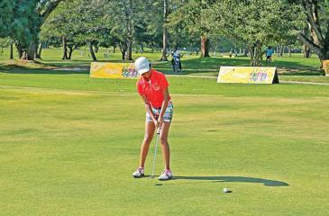 The golf course in Hambantota