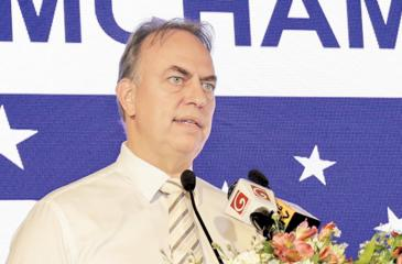 President, AMCHAM Sri Lanka, Michael Koest