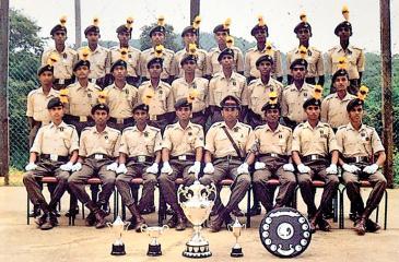 Winners of the Herman Loos Challenge trophy 1993