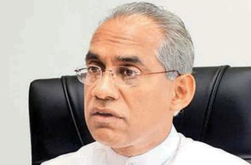 State Minister of Finance Eran Wickramaratne