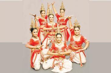 Tharuka, Onali, Anghi, Pavani, Inuri and Sineli
