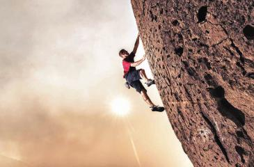 People and companies who are unwilling to take risks will become stagnant with no ability to innovate or change. Pic: Courtesy inc.com