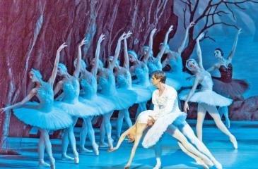 Tchaikovsky's 'Swan Lake' Ballet
