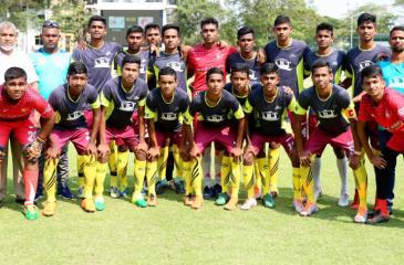 Al Azhar Central College squad: M.M.M. Imran, M.A.A. Basith, M.F.M. Fazreen, M.H.A. Hakeem, T.S.M. Muzammil, M.N. Ahamad, M.A.M. AShmil, M.F.F. Rahman, M.N.M. Safny, M.N.M. Nusry, M.B.M. Ikram, M.A.M. Ansaf, M.B.M. Ilham, M.Y.M. Mushaid, M.N.M. Nazhan, M.F.M. Farhan, M.A.M. Aakif, M.F.M. Fadhil and S.H.M. Sai Fullah