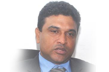Deputy Minister Nalin Bandara