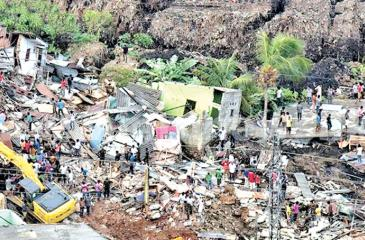 The Meethotamulla tragedy - a consequence of negligence and lethargy