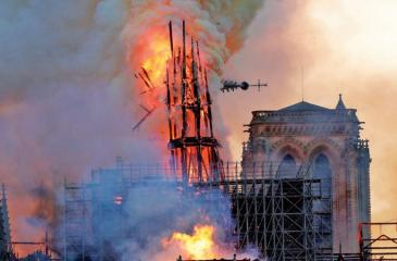 Notre Dame Cathedral  Courtesy The New York Times