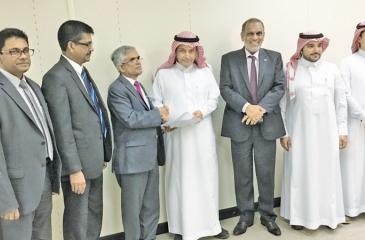 The Sri Lanka delegation with officials of  SFD