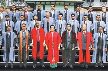 Advanced Diploma Awardees