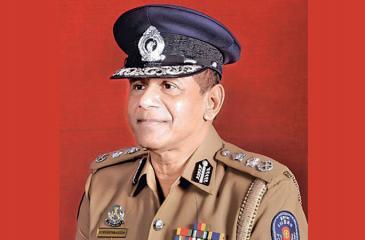 Senior Deputy Inspector General Roshan Fernando