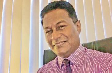 CEO of EAM, Kanishka Wijesinghe