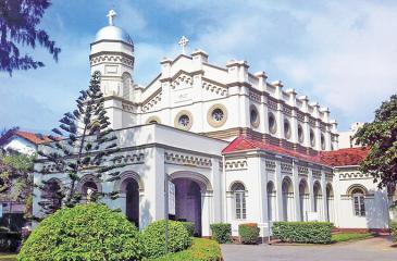 St Paul's Church, Milagiriya