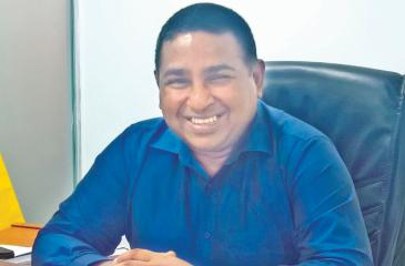 CEO Carbon Consulting Company (CCC) Sanith de S. Wijeyeratne