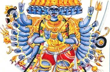 People are still wondering whether Ravana was an  antagonist or anti-hero
