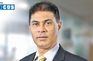 Senior Deputy General Manager, Consumer Banking, Sampath Bank,  Tharaka Ranwala