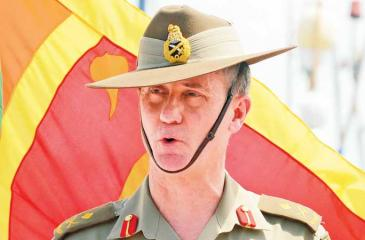 Major General Craig Furini